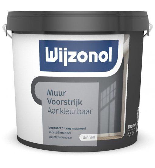 Wijzonol Muurvoorstrijk aankleurbaar
